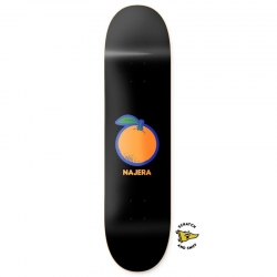 PRM DECK ORANGE NAJERA 8.5 - Click for more info
