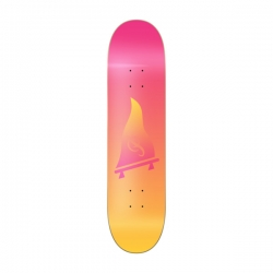 PRM DECK GRADIENT PNT PNK 8.5 - Click for more info