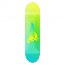 PRM DECK GRADIENT PNT YEL 8.0 - Click for more info