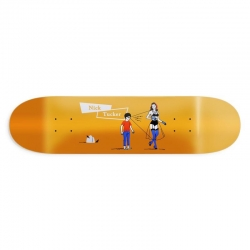 PRM DECK XRAY TUCKER 8.125 - Click for more info