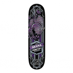 PRM DECK BUTTERFLY SILVAS 8.0 - Click for more info