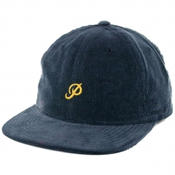 PRM CAP ADJ MINI CLSC P NAVY - Click for more info