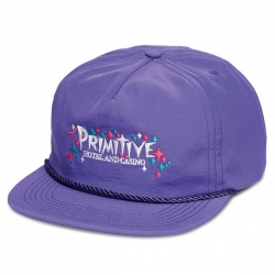 PRM CAP ADJ CASINO PURPLE - Click for more info