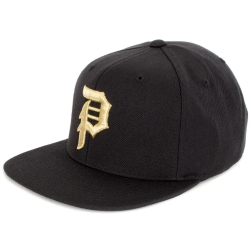 PRM CAP ADJ DIRTY P BLK - Click for more info