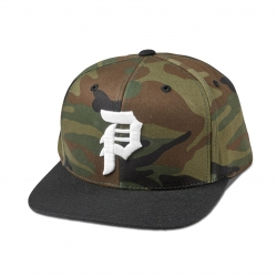 PRM CAP ADJ DIRTY P CAMO - Click for more info