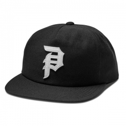 PRM CAP ADJ DIRTY P FELT BLK - Click for more info