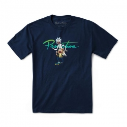 PRM TEE NUEVO R&M NVY XL - Click for more info