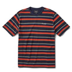 PRM TEE WASHED PIQUE CREW L - Click for more info