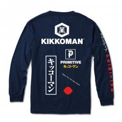 PRM LS TEE KIKKOMAN SEASN NV M - Click for more info