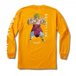 PRM LS TEE SPR SYN BROLY GLD X - Click for more info