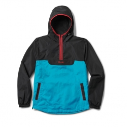 PRM JKT ANORAK TAPED TURQ XL - Click for more info