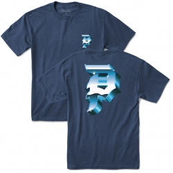 PRM TEE HEAVYWGHT DRTY P BL M - Click for more info