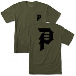 PRM TEE DIRTY P MILGRN M - Click for more info
