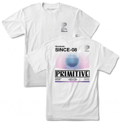 PRM TEE DYNAMIC WHT L - Click for more info