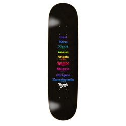 THNKYU DECK GLOBAL 8.12 - Click for more info