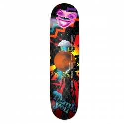 THNKYU DECK RED PLNT DAE 8.0 - Click for more info