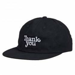 THNKYU CAP ADJ LOGO - Click for more info