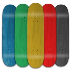 GEN DECK BLANK 8.25 - Click for more info